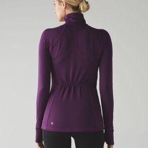Lululemon Athletica First Mile 1/2 Zip Jacket 2